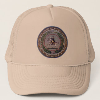 Confederate Seal Hat