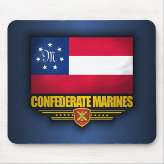 Confederate States Marines Flag Mouse Pad