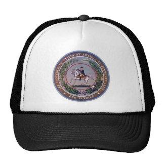 Confederate States of America Seal Cap