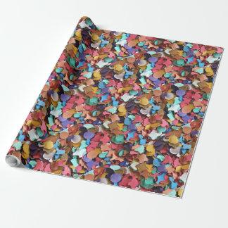 Confetti Carnival Party Colorful Paper Pieces