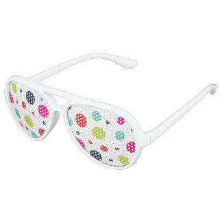 Confetti Confection Polka Dot Party Shades