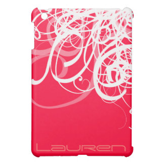 Confetti Flourish | iPad Case | Customizable