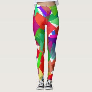 Confetti Multicolor Leggings