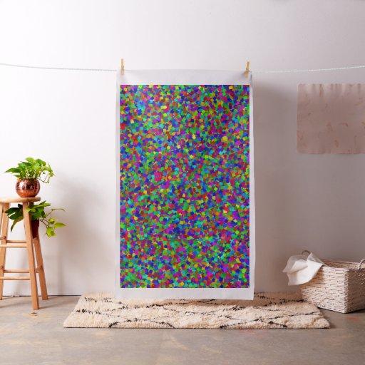 Confetti - Multicolored Fabric
