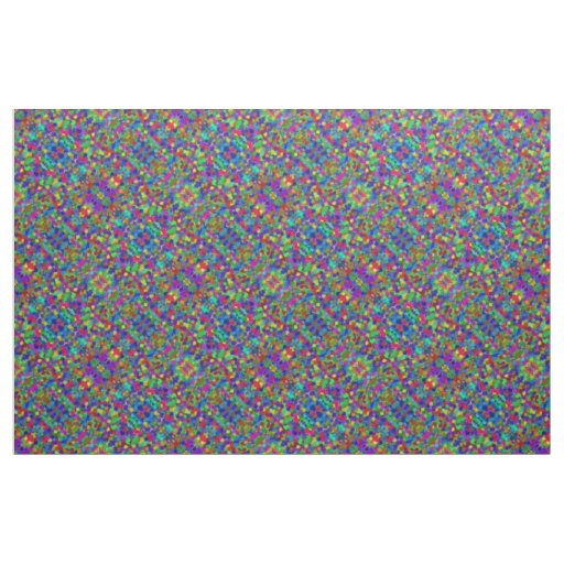 Confetti - Multicolored Fabric