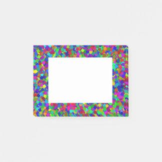 Confetti - Multicolored Post-it Notes