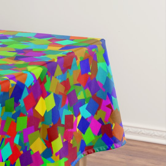 Confetti - Multicolored Tablecloth