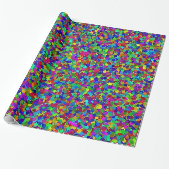 Confetti - Multicolored Wrapping Paper