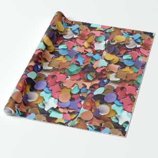 Confetti Party Carnival Colorful Paper Funny