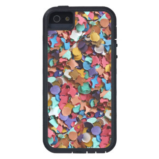 Confetti Party Carnival Colorful Paper Funny iPhone 5 Case