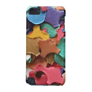 Confetti Party Carnival Colorful Paper Funny iPod Touch 5G Covers