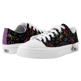 Confetti Party Celebration Birthday Sneakers