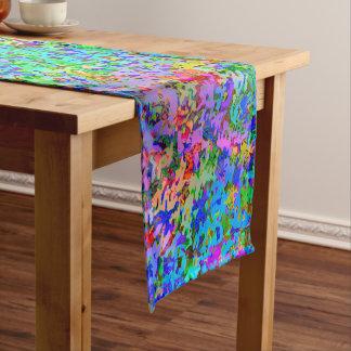 Confetti Storm Short Table Runner