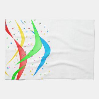 Confetti Towels