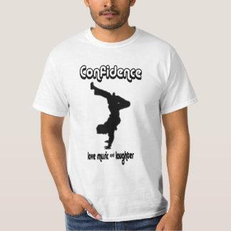 Confidence BBoy Tshirt 2