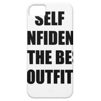 Confidence Outfit Barely There iPhone 5 Case