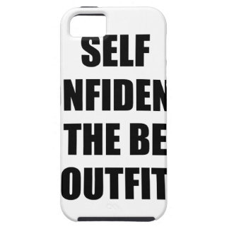 Confidence Outfit Case For The iPhone 5