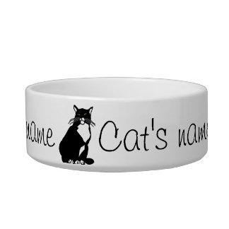 Confident Cat Bowl