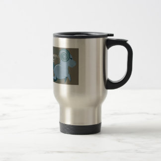 Confident Courageous Coffee Mugs