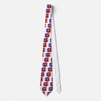 Confirm Her with Puerto Rico Flag Products Tie