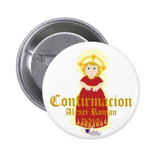 """""""Confirmacion"""" Button- Customize"""