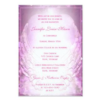 Confirmation 9 Cm X 13 Cm Invitation Card