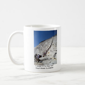 Conflicting Quotes: Yosemite Coffee Mug