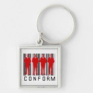 CONFORM! Keychain