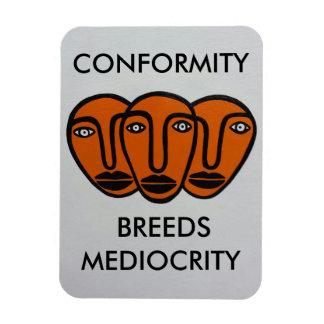 Conformity 2 magnet