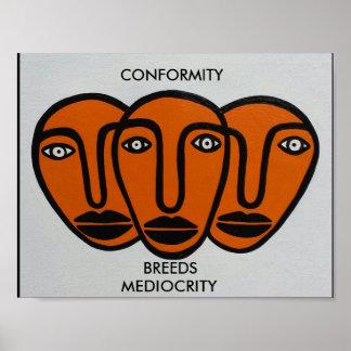 Conformity 2 poster