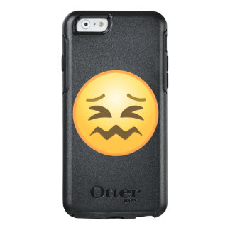 Confounded Emoji OtterBox iPhone 6/6s Case
