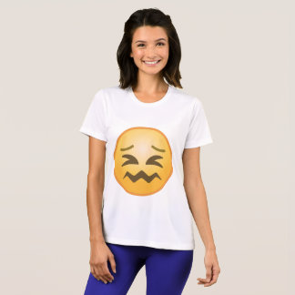 Confounded Emoji T-Shirt