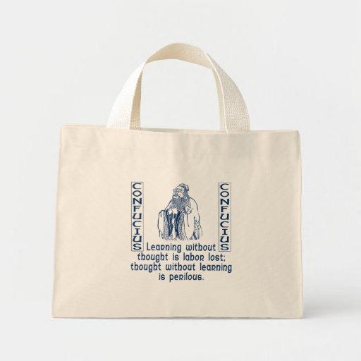 Confucius Bag