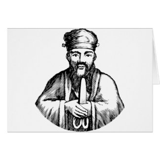 Confucius Card