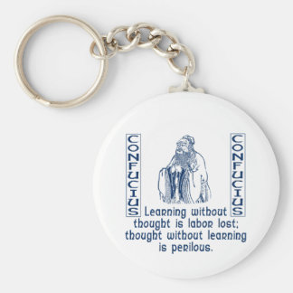 Confucius Key Chain