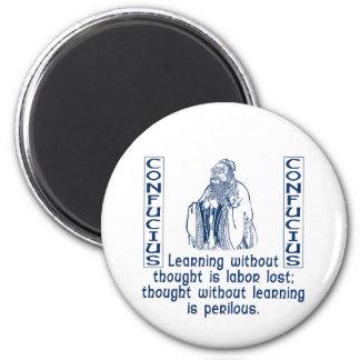 Confucius Fridge Magnets