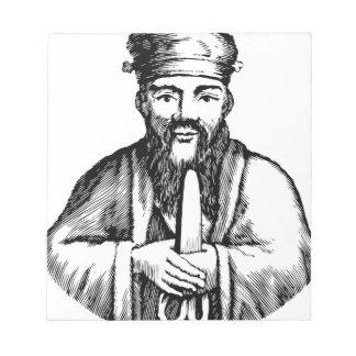 Confucius Notepad