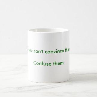 Confuse them Mug