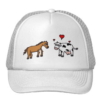 Confused Cow - Hat