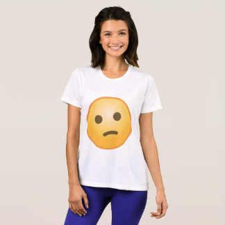 Confused Emoji T-Shirt