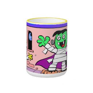 Confused Mug-Scientist