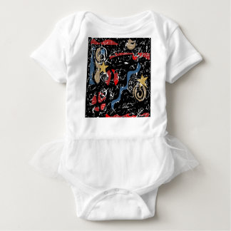 Confusion Baby Bodysuit