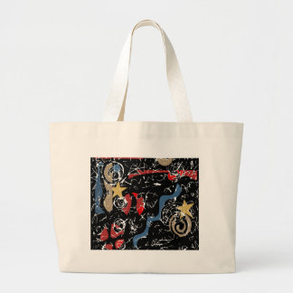 Confusion Large Tote Bag