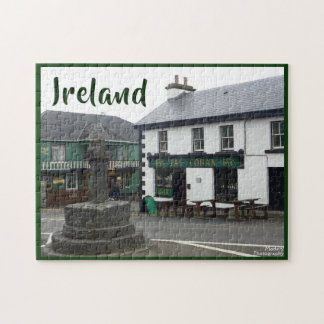 Cong (Quiet Man) with text Jigsaw Puzzle