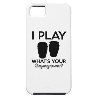 conga design iPhone 5 case