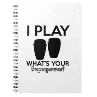 conga design notebook