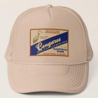 Congaree National Park (Heron) Trucker Hat