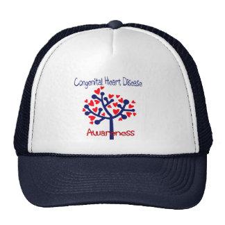 Congenital Heart Disease Awareness Cap