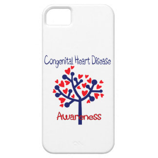 Congenital Heart Disease Awareness iPhone 5 Covers