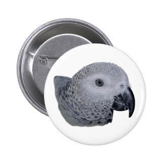 Congo African Grey parrot Pin